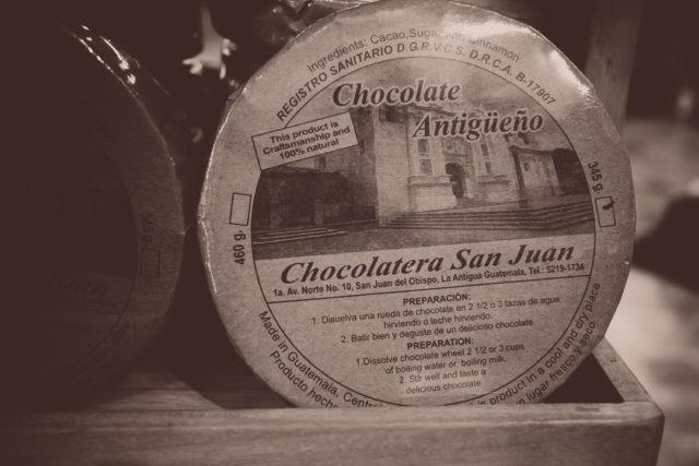 Guatemala Chocolate