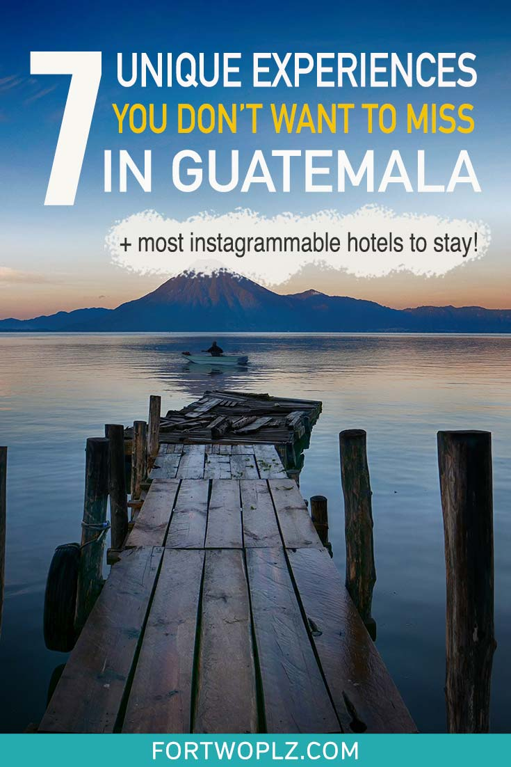 Things to Do in Guatemala: 7 Activities Every First Timer Should Try