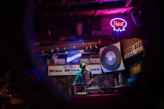 Blue Moon Saloon Lafayette Louisiana