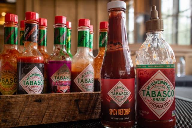 Tabasco Factory Avery Island Louisiana