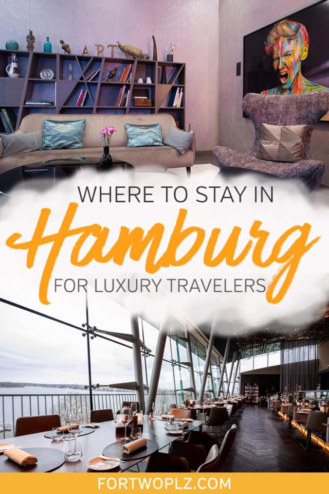 Planning a trip to Germany and deciding on where to stay in Hamburg? With so many luxury hotels in Hamburg, it can be overwhelming to pick a place to stay. Is there really a hotel that combines location, comfort and luxury? Absolutely! Check out this post to discover the best hotel in Hamburg! #hamburg #germanytravel #europe