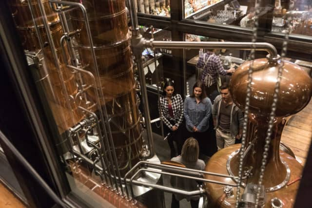 Park Distillery Tour
