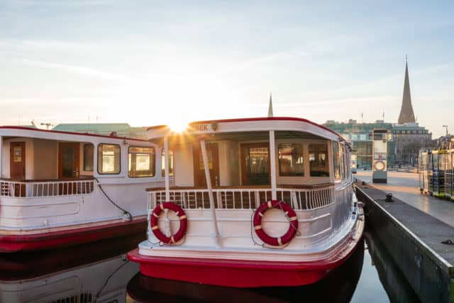Hamburg Boat Tour Germany