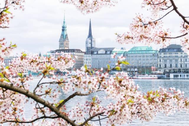 Hamburg Spring