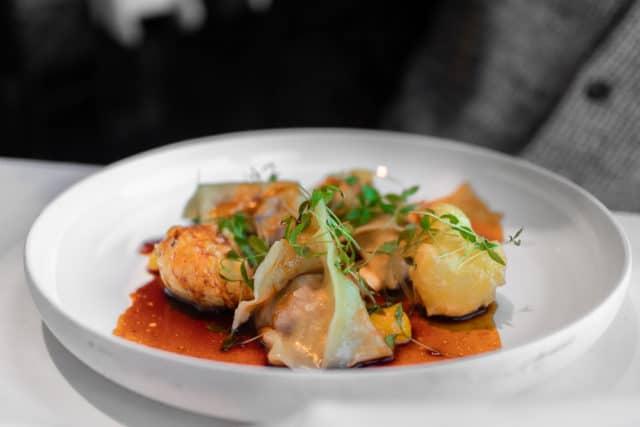 Se7en Oceans Michelin stars restaurant Hamburg