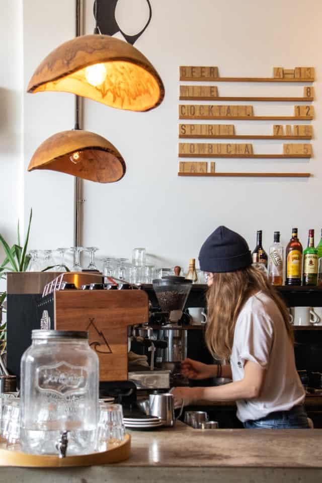 Fernie coffee shop