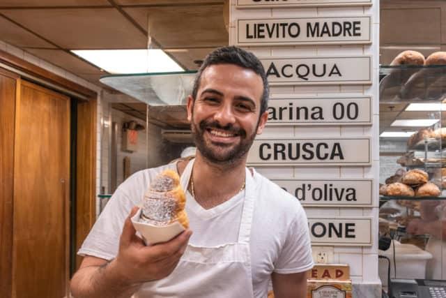 Bricco Panetteria Boston Italian bakery