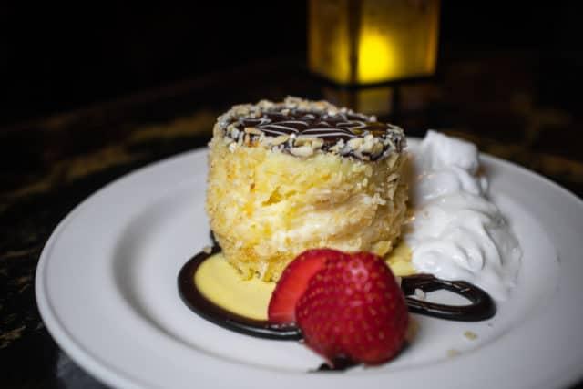 Omni Parker House the Original Boston Cream Pie