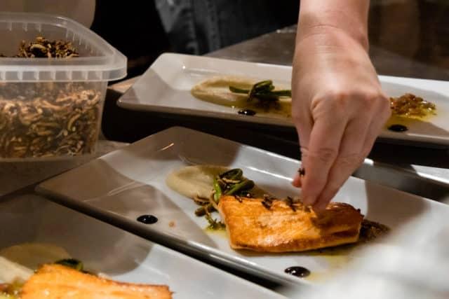 Island Lake Lodge Untamed Kootenays culinary event