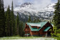 Island Lake Lodge Fernie BC