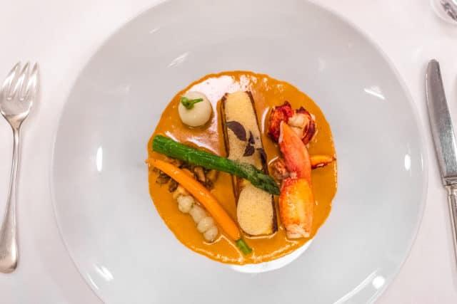 La Mere Brazier Lyon Michelin Restaurant