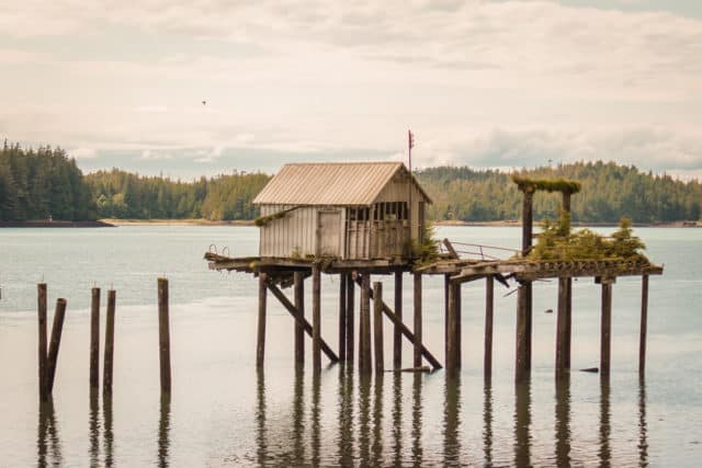 North Pacific Cannery Prince Rupert BC