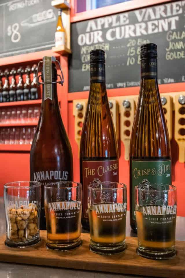 Annapolis Cider Company Nova Scotia Holidays