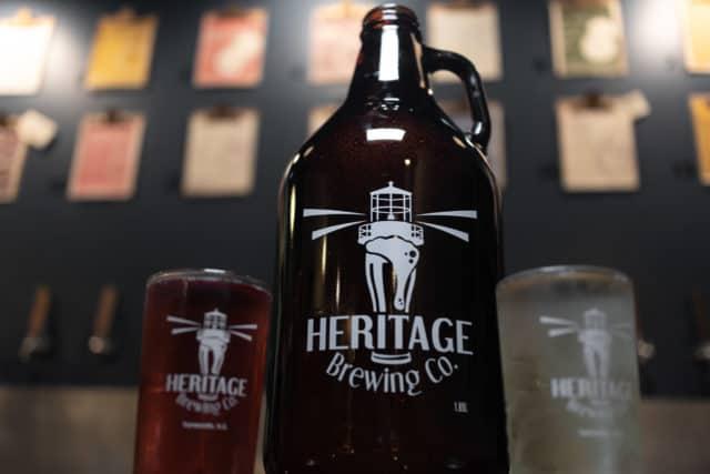 Yarmouth Heritage Brewery Nova Scotia Holidays