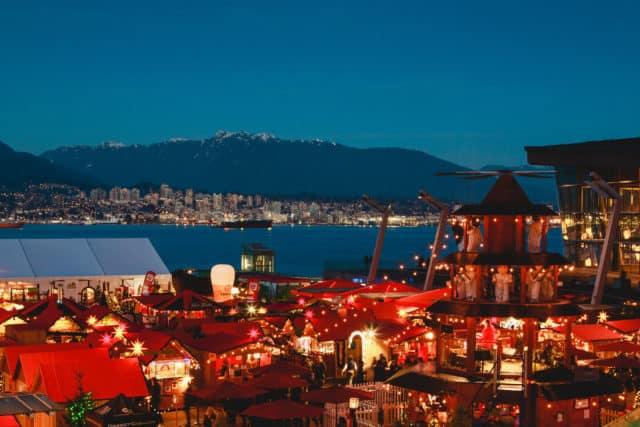 Christmas Market Vancouver