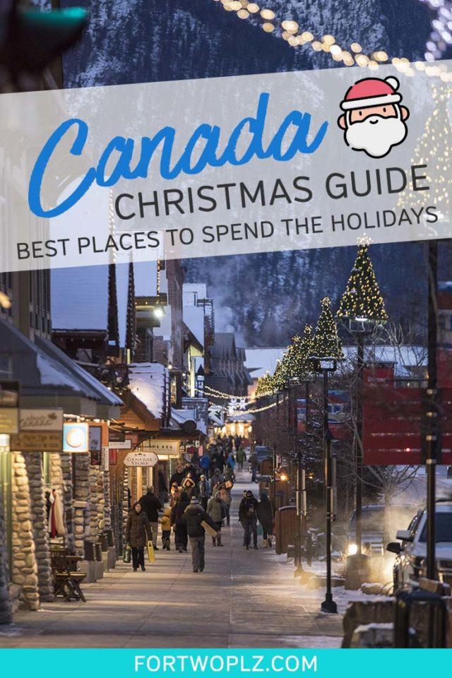 Canada Christmas Guide