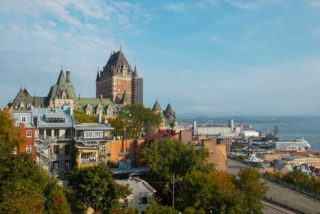 Quebec City in 2 days Fairmont Chateau Frontenac