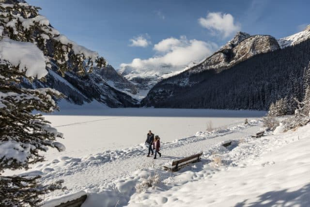 Fairmont Banff Springs Hike