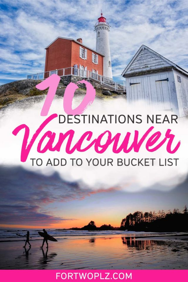 weekend getaways from vancouver for couples