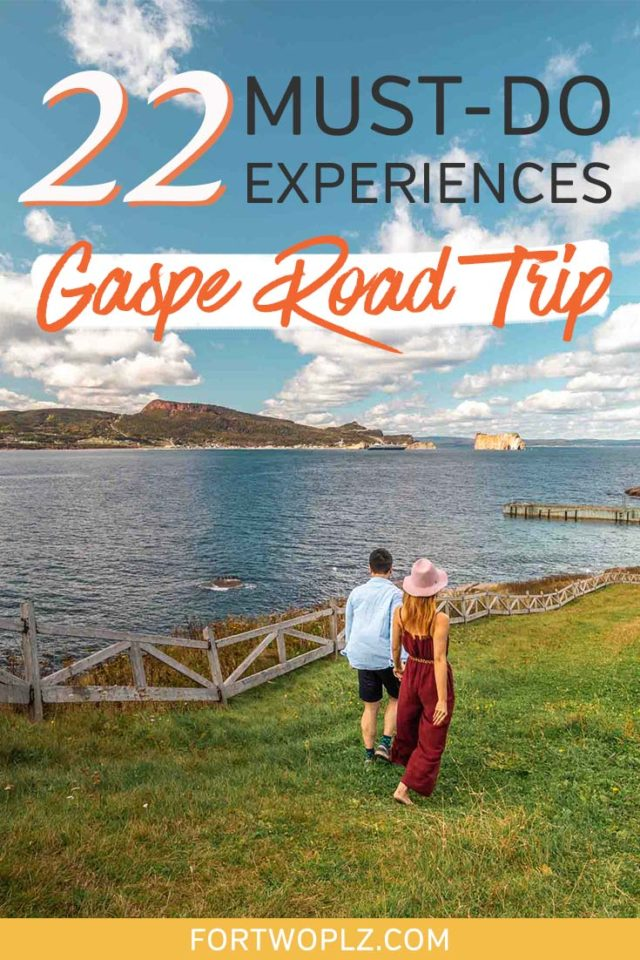 Gaspe Road Trip Must Do Experiences