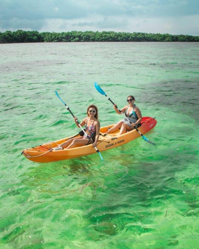 Kayaking in Florida Keys