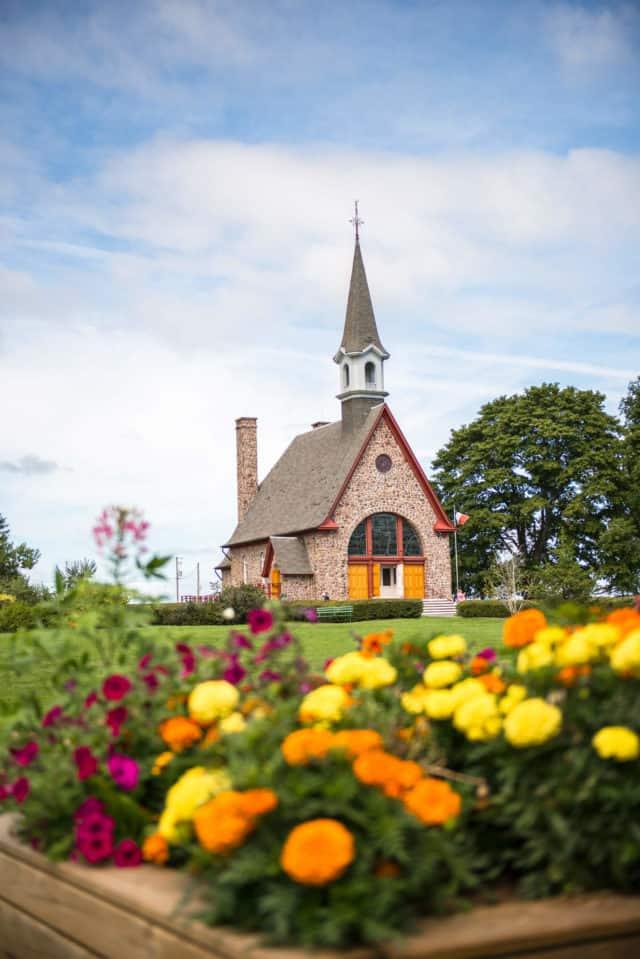 Grand Pre National Historic Site Nova Scotia