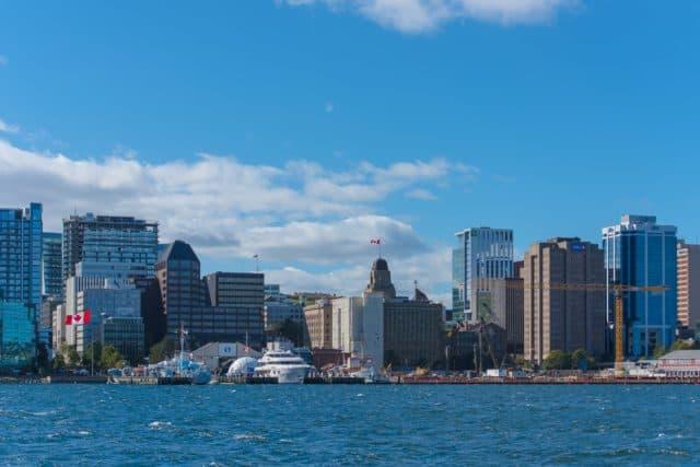 Halifax Waterfront Nova Scotia Pictures