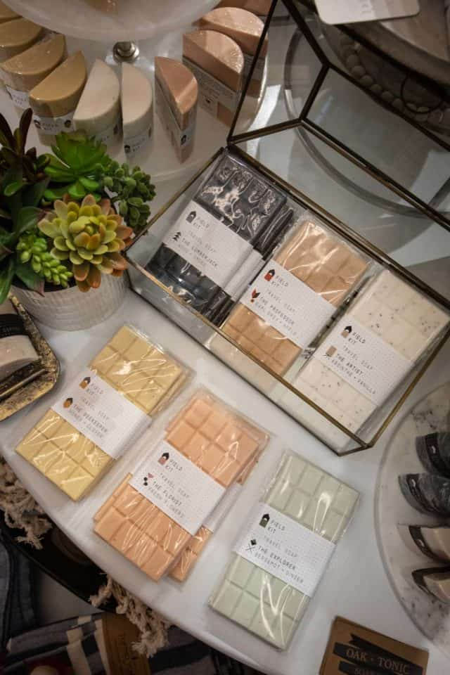 Holiday Gift Guide Christmas Shopping Calgary_TravelSoaps