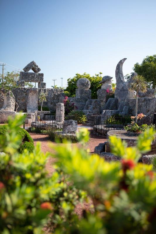 Homestead Coral Castle Florida