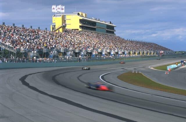 Homestead Miami Speedway Florida
