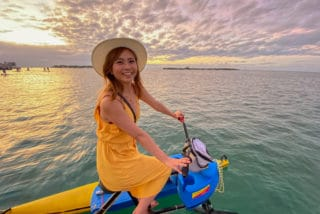 Hydrobike Tour Key West