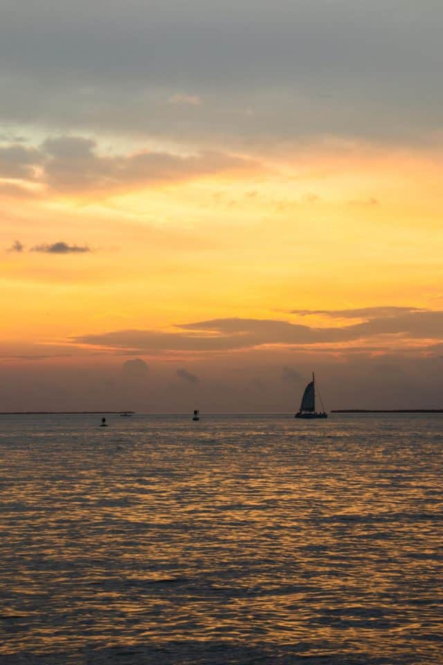 Key West Sunset Celebration Mallory Square