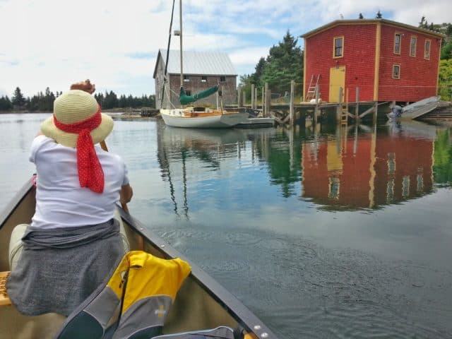 LaHave Places to visit in Nova Scotia