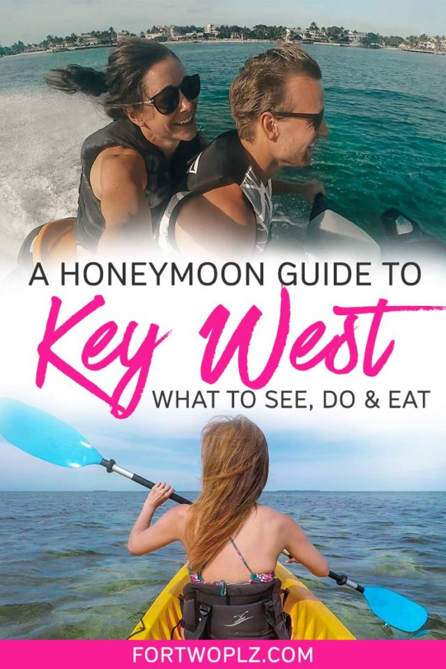 Honeymoon Guide to Key West
