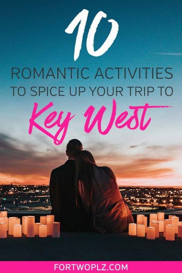Romantic activities in Key West