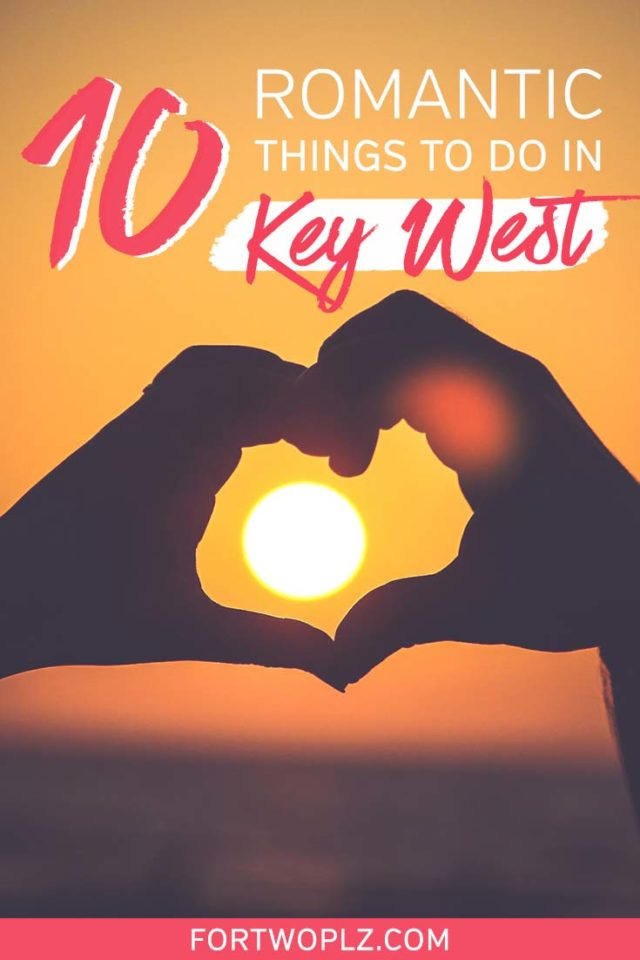 romantic things to do in Key West
