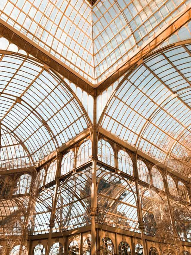 Palacio de Cristal Madrid Spain