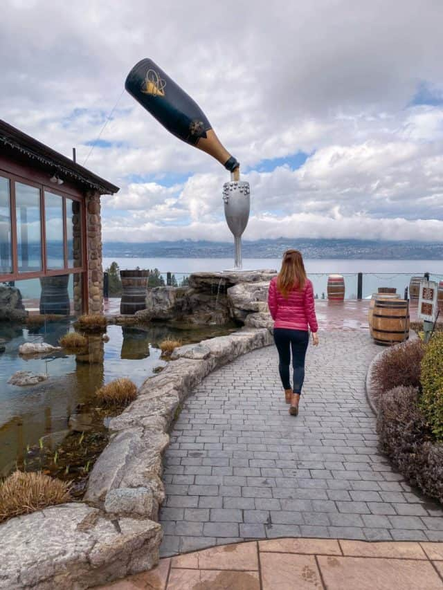 Summerhill Pyramid Winery Top Wineries in Kelowna