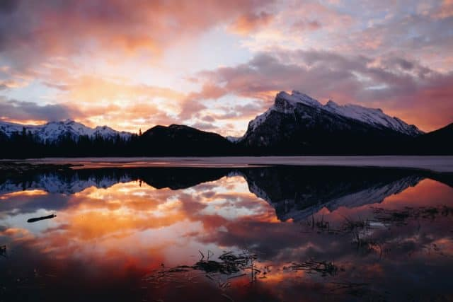 Mount Rundle Photo Spots Banff Summer Itinerary