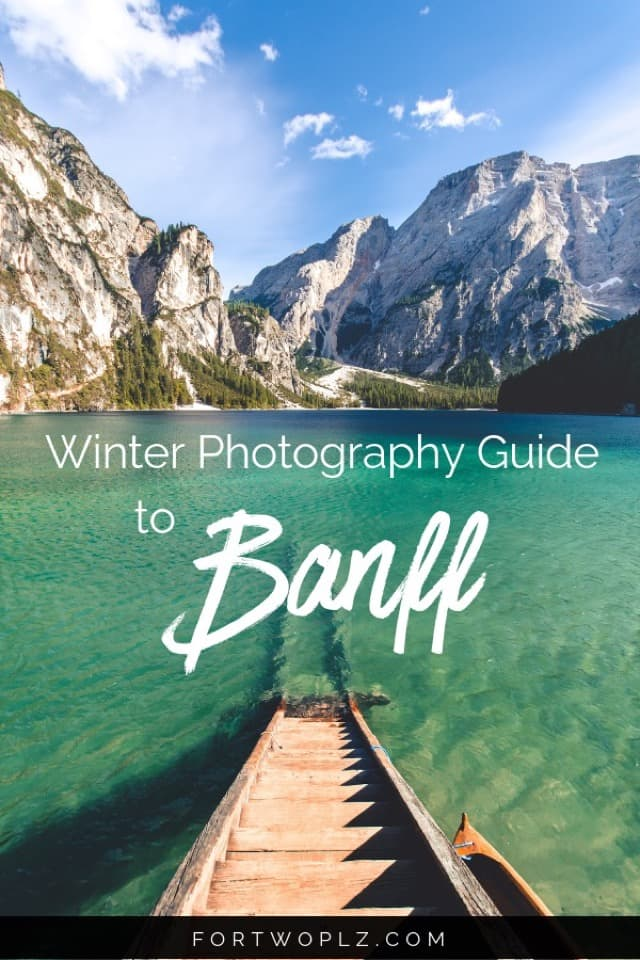 Banff Winter Photography Guide