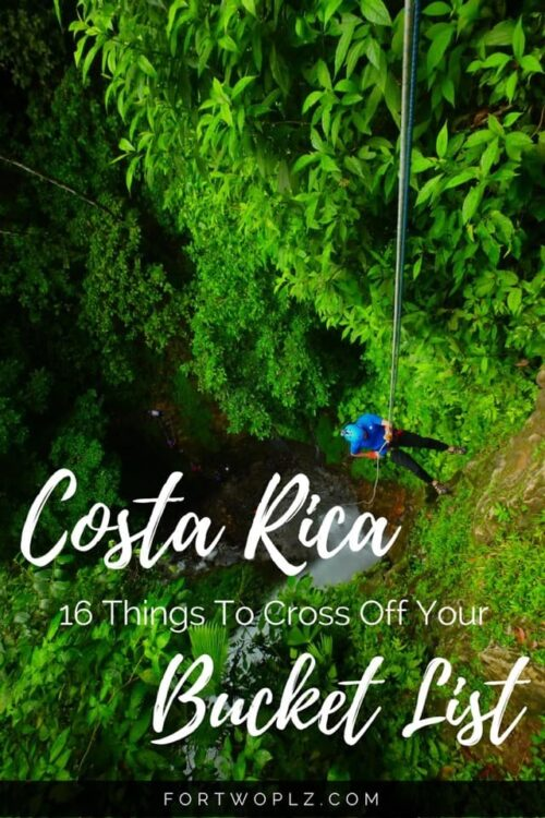 Unforgettable things to do in Costa Rica in November bucket list