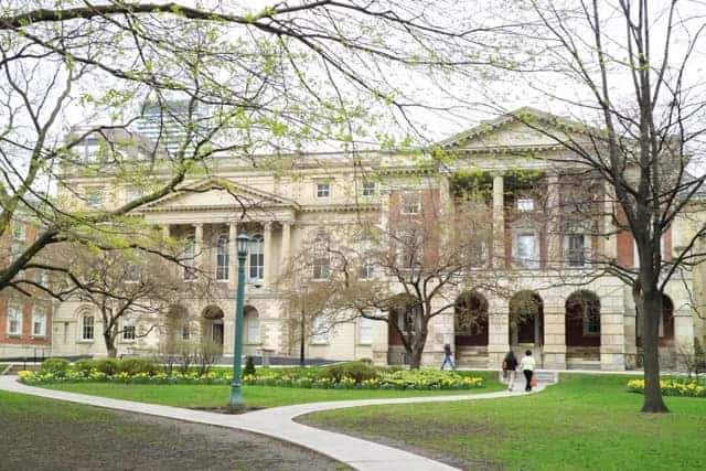 Places to visit in Toronto for photographers - Osgoode Hall