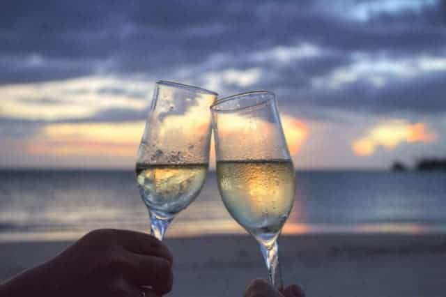 Romantic Date Night Dinner - Invivo Wine and Salt Block Cooking