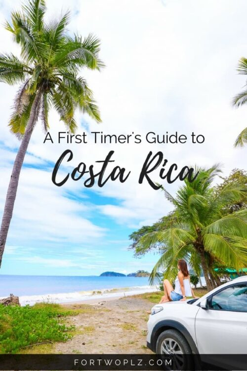 Planning a trip to Costa Rica? Here are the top travel tips and useful info you need to know before traveling to Costa Rica!