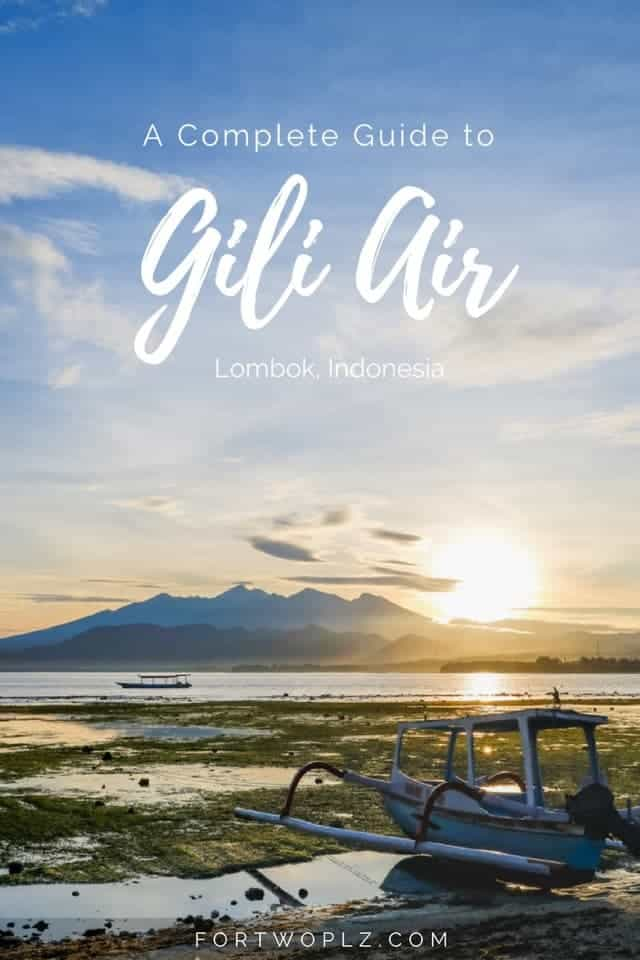 Gili Air, located just off the northwest coast of Lombok, has a laid-back culture, quiet charm, and unspoiled nature cannot be matched by any other Indonesian tourist hotspots. Click to read what this little slice of paradise has to offer!