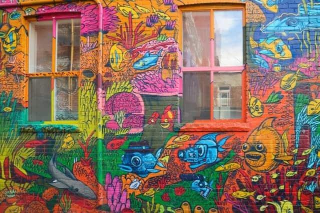Graffiti Alley Toronto-8