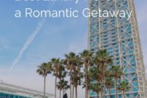 Looking for a luxury hotel for a romantic getaway in Barcelona? Hotel Arts Barcelona has fantastic food and top-notch service that your significant other will surely be impressed!