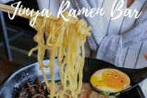 Jinya Ramen Bar is renowned for its tonkatsu ramen, but it has also got fantastic Japanese-themed tapas snacks to match. Check out a few of my favourites to upgrade your experience at Jinya Ramen Bar!