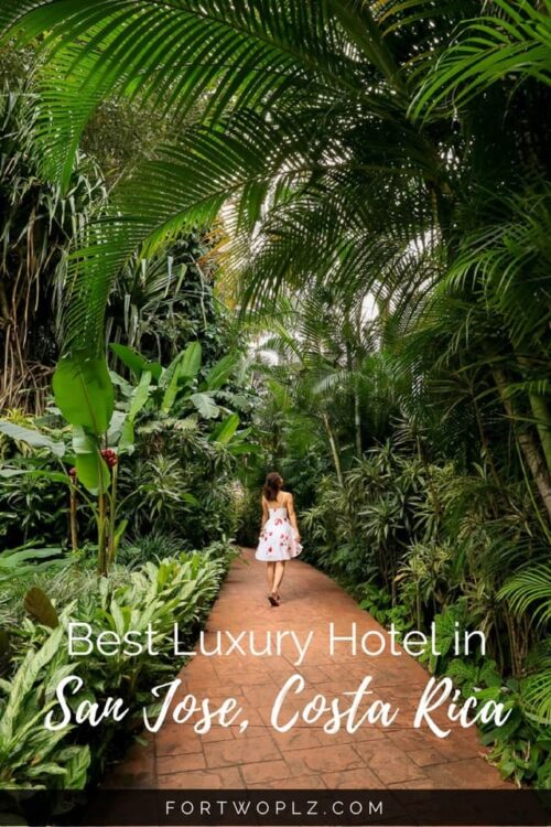 Wondering where to stay in San Jose, Costa Rica? Check out Barcelo San Jose - the best luxury hotel near SJO Airport to recharge after a long flight.
