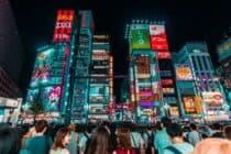 Shinjuku Tokyo Shopping District